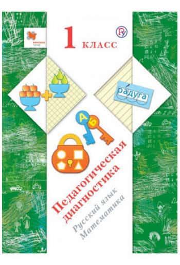 Педагогическая диагностика 1 класс авторы Журова, Евдокимова, Кузнецова (папка)