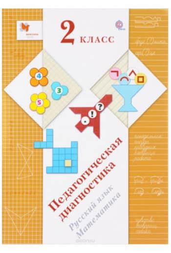 Педагогическая диагностика 2 класс авторы Журова, Кочурова (папка)