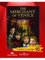 Английский язык. 10 класс. Spotlight. Книга для чтения. Венецианский купец. В пересказе Афанасьевой, Михеевой, Дули