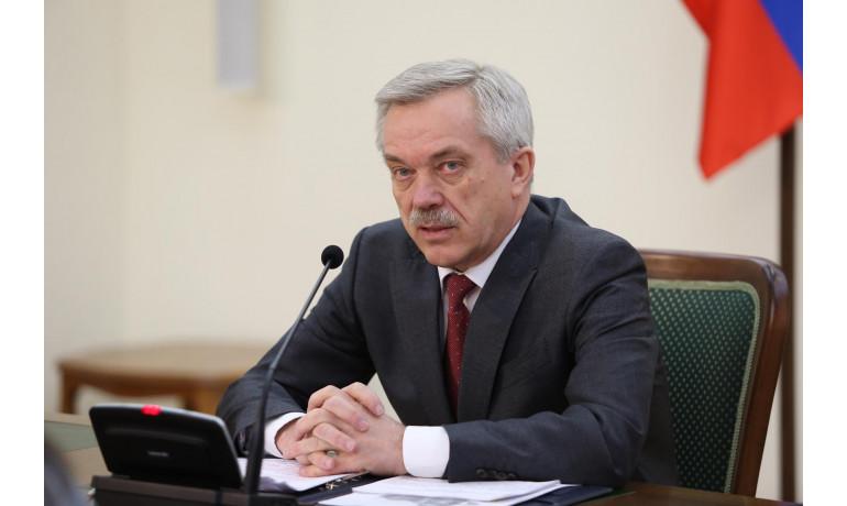 Губернатор о режиме работы школ в Белгородской области в мае